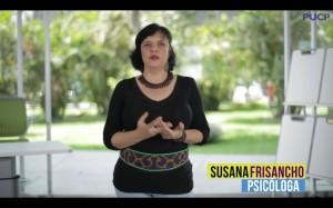 Susana en aula abierta