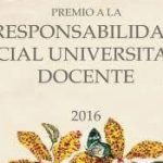 Afiche Responsabilidad Social Universitaria