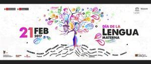 Día de la Lengua Materna 21 febrero