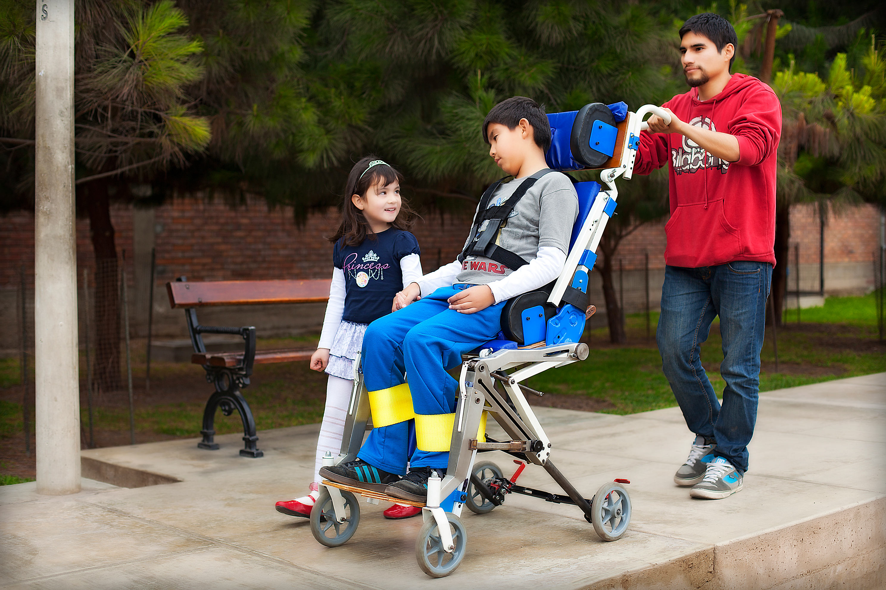 Desarrollo de una silla de ruedas de bajo costo especializada para ni os de 6 a 12 a os de edad - Silla de ruedas ninos ...